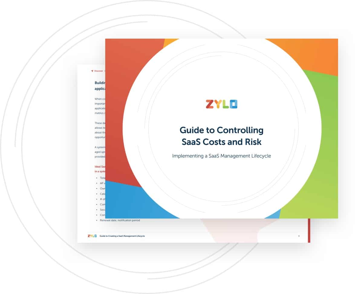 Guide to Controlling SaaS Costs and Risk eBook