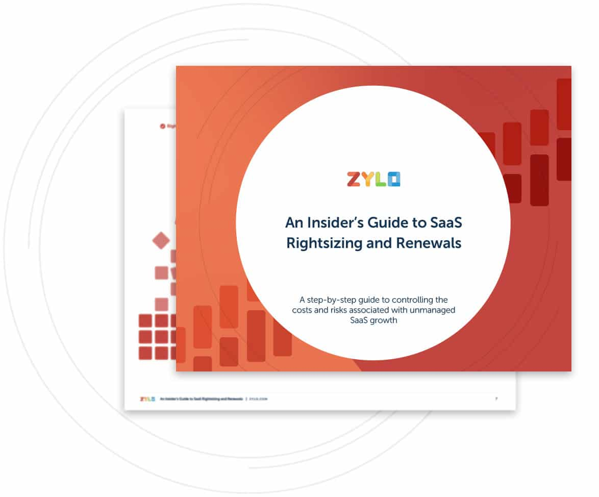 Get Your Copy of An Insider's Guide to SaaS Rightsizing and Renewals