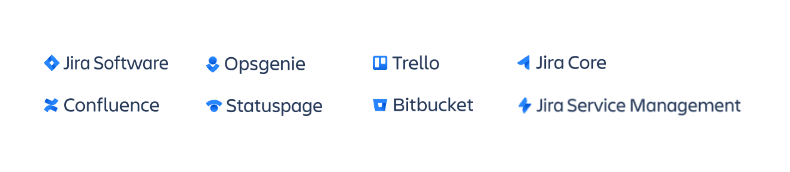 List of Atlassian products