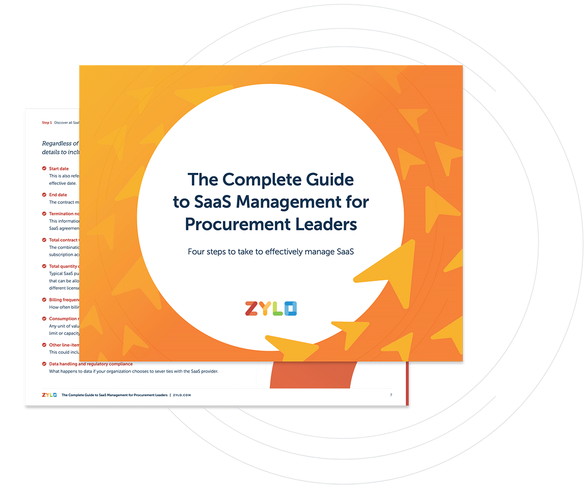 Get Your Complete Guide to SaaS Management for Procurement Leaders