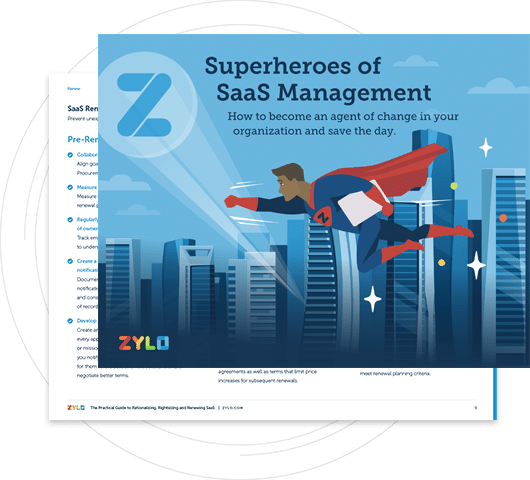 Get Your Copy of Superheroes of SaaS Management